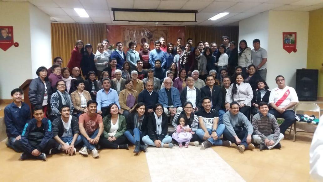 Celebración de la Fiesta de San Ignacio de Loyola
