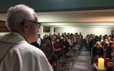 60 Años de Vida Consagrada en la Compañía de Jesús