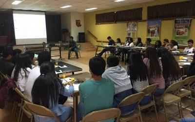 """II Conversatorio Juvenil, """"Los jóvenes y la política"""""""