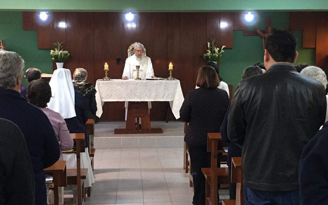 Celebración de 35 años de sacerdote